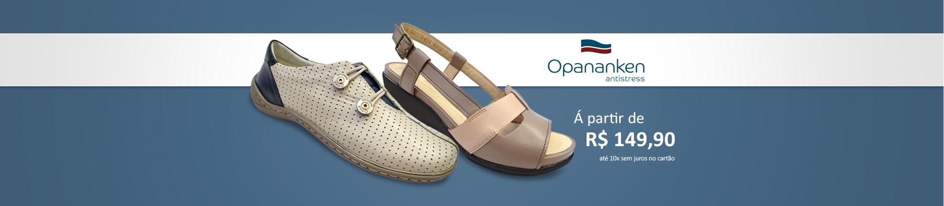 Calçados Opananken