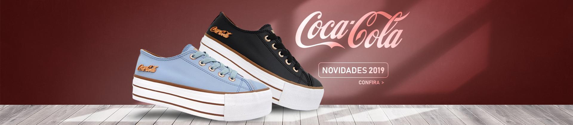 Coca Shoes 2019
