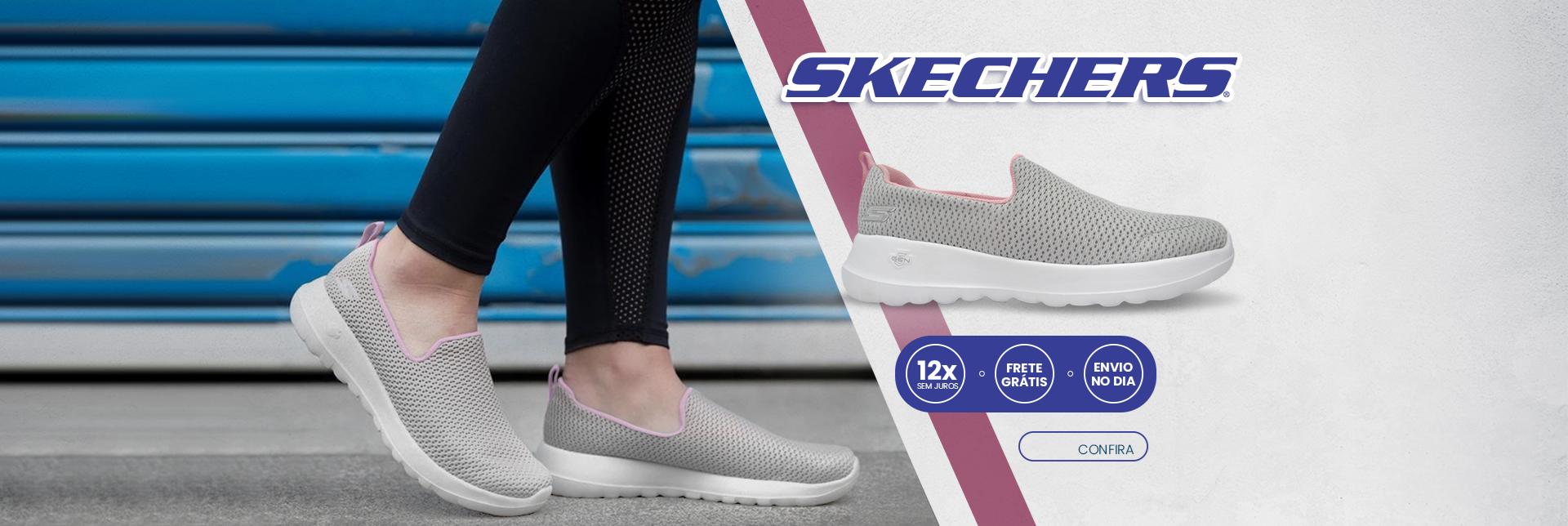 Calçados Skechers 2021