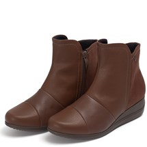BOTA CANO CURTO 117066 PICCADILLY (P34) - CHOCOLATE