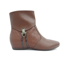 BOTA CANO CURTO 234027 PICCADILLY (P13) - CHOCOLATE