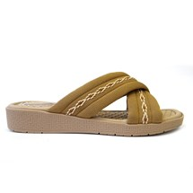CHINELO ANABELA CONFORTO 561013 - PICCADILLY (A66 - TAN