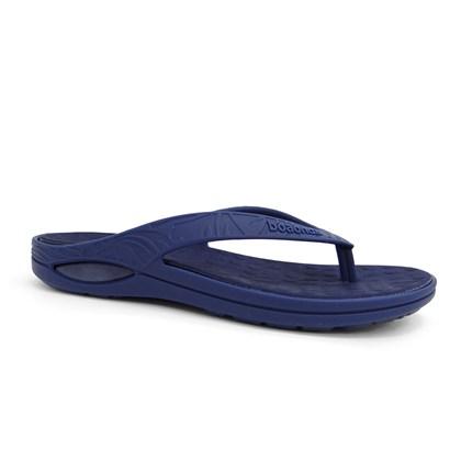 CHINELO LILY CONFORTO LISO 1319-100 - BOA ONDA - COBALTO/DARK BLUE