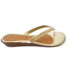 CHINELO RASTEIRA 5024 ZALYA (03) - OURO LIGHT