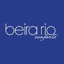 CHINELO RASTEIRA 8237.284 - BEIRA RIO (26) - BEGE/MULTI VERMELHO