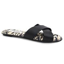 CHINELO RASTEIRA 8237.284 - BEIRA RIO (26) - PRETO/MULTI VERMELHO