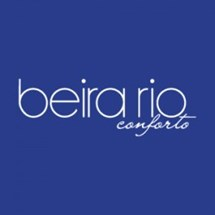 CHINELO RASTEIRA FEMININO 8237.283 BEIRA RIO (76) - PRETO/MULTI VERMELHO