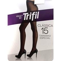fe55c606b MEIA CALCA INVISIVEL FIO 7 L06731 - TRIFIL - NATURAL CLARO - Linha ...