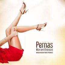 MEIA CALÇA SPRAY PERNAS MARAVILHOSAS 781 - PALTERM - BEGE ESCURO