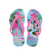 SANDALIA CHINELO KIDS DISNEY COOL - HAVAIANAS - ICE BLUE