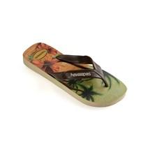 SANDALIA CHINELO SURF - HAVAIANAS - AREIA/CAFE
