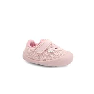 TENIS BABY CONFORT PLUS MENINA 180007 KLIN (17) - ROSA