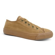 TENIS CASUAL LIKE SUEDE CP0575 - CAPRICHO (04) - CARAMELO