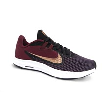 TENIS FEMININO DOWNSHIFTER 9 NIKE (10) - BORDO