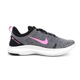 Tenis Feminino Flex Experience Rn 8 Nike 02 Cinza Mescla Linha Conforto