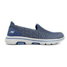 TENIS FEMININO GO WALK 5 MIRACLE 15906 SKECHERS 09 - BLUE