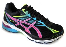 TENIS GEL-EQUATION 9 A - ASICS (02) - PRETO/AZUL