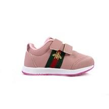 TENIS INFANTIL FEMININO VNJ136 - VIA VIP (07) - ROSE