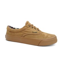 TENIS LANAI SUEDE SOFT CP0386NEW - CAPRICHO (02) - CARAMELO