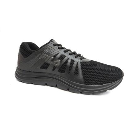 25e703f5f2 TENIS MEN FOOTWEAR FINDER MASCULINO - FILA (12) - PRETO - Linha Conforto