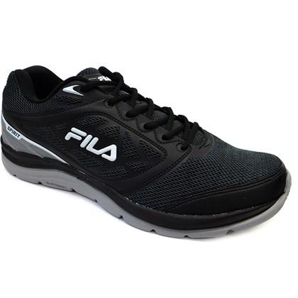 2d75c043cc6 TENIS MEN FOOTWEAR SPIRIT 11J488X - FILA (06) - PRETO CINZA BRANCO ...
