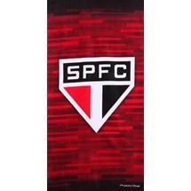 TOALHA SAO PAULO VELUDO 207556 - BOUTON - VERMELHO