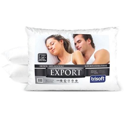TRAVESSEIRO EXPORT TRAPETT - TRISOFT - BRANCO