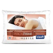 TRAVESSEIRO PERCAL FIRME TRAPETT - TRISOFT - BRANCO